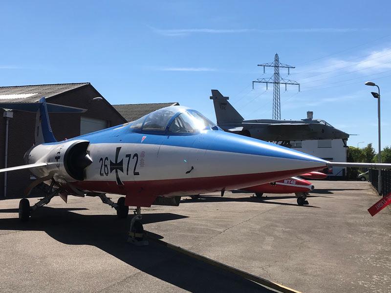 Starfighter F104G-a