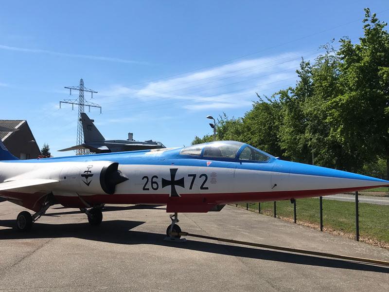 Starfighter F104G-b