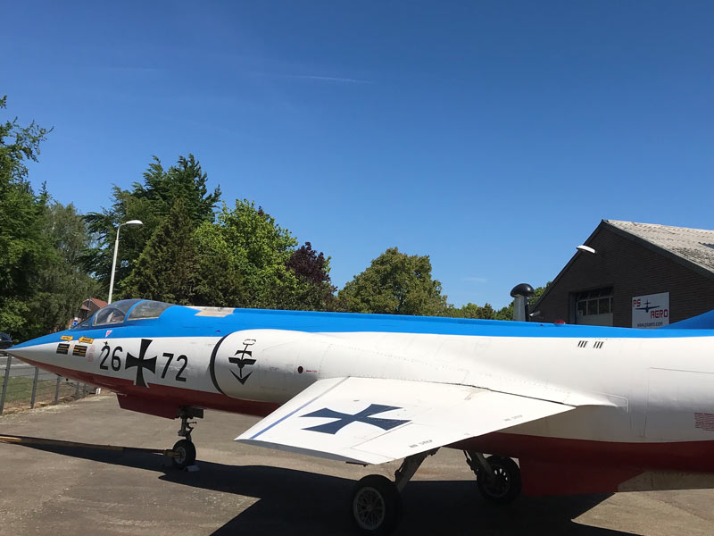Starfighter F104G-c