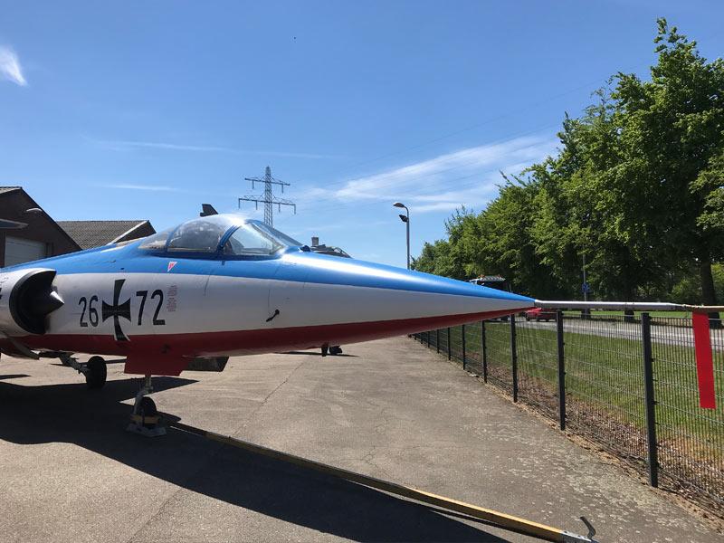 Starfighter F104G-d