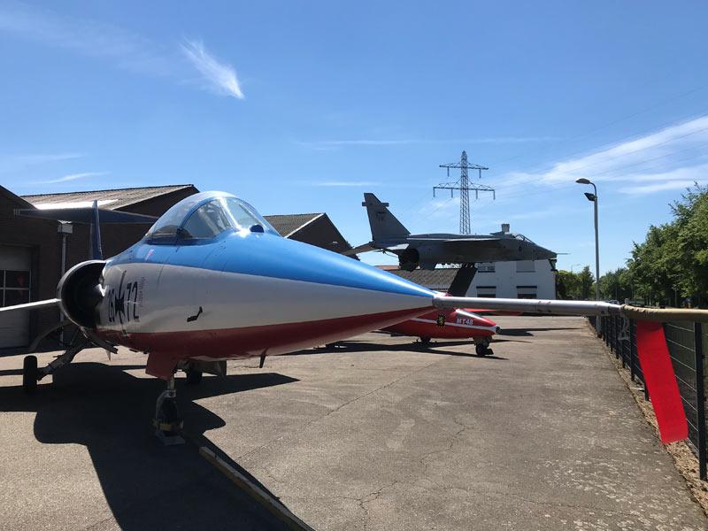 Starfighter F104G-e
